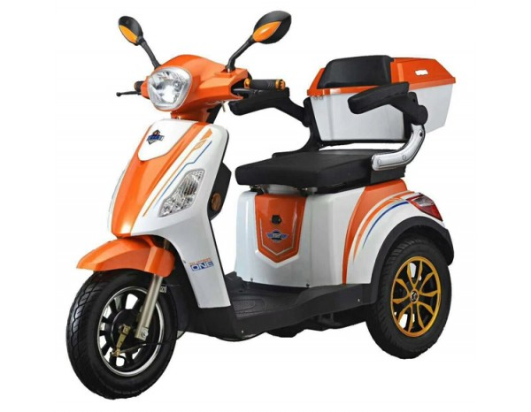 Electric Tricycle MB-E4